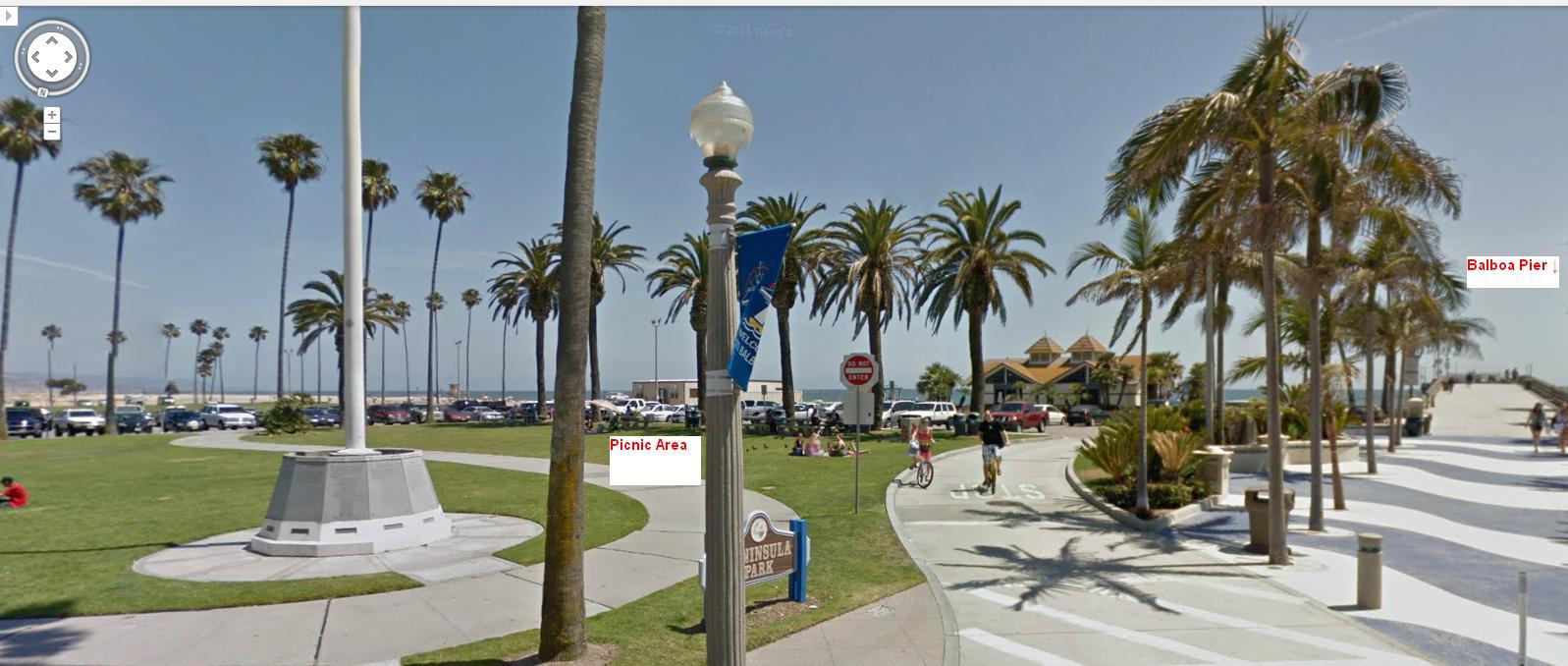Main Street Newport Beach Ca Parking